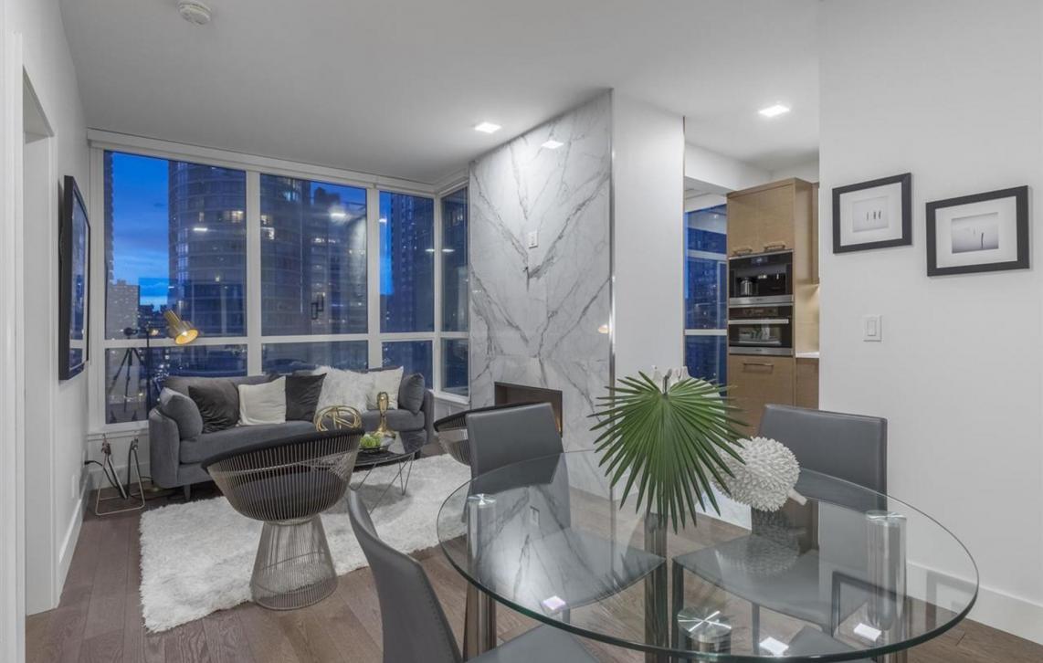 1104 - 1239 W Georgia Street, Coal Harbour, Vancouver West